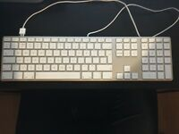 Apple Wired Keyboard - £35