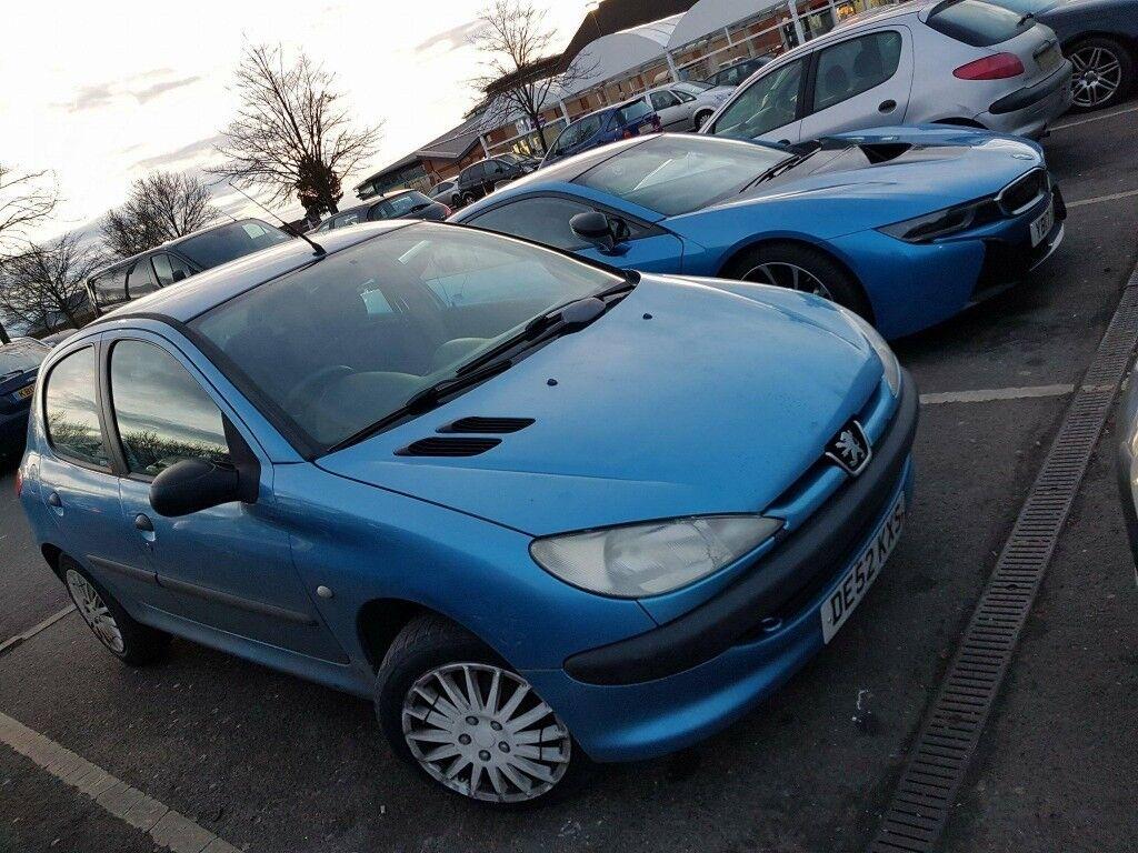 Peugeot 206 1.4 HDi 30£ Road Tax | in Peterborough, Cambridgeshire ...