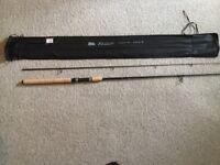 Abu Garcia Devil 8ft spinning fishing rod