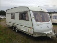 Award Northstar 4/berth twin axle 1997