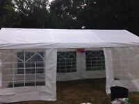 6m x 3m Gazebo/Party Tent for hire