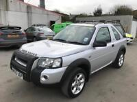 Land Rover freelander XEI 2005 1.8 low miles