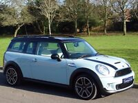 2012 (12) MINI Clubman 2.0 TD Cooper SD (Chili pack) 4dr - XENON'S - FULL LEATHER - DAB - BLUETOOTH