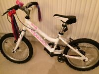 Ridgeback Melody girls 16in bicycle - excellent condition
