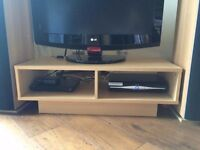TV unit and matching coffee table for sale
