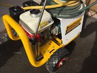 Brendon power washer as new