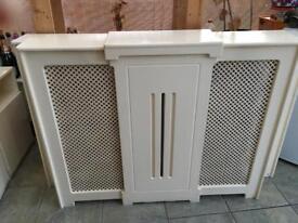 Large radiator cover