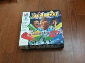 Frustration Board Game (4yrs and above)