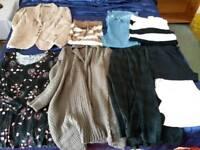 Bag of ladies clothes
