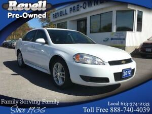 2012 Chevrolet Impala LTZ  * Moon  Leather  Spoiler  Alloys