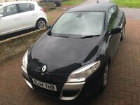 Renault Megane1.4 Dynamique TomTom TCE Coupe (61 plate)