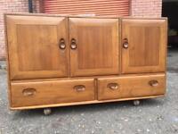 Ercol vintage/retro sideboard
