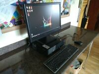 Complete Dell PC - Windows 10, Core i3 3.30Ghz, 8gb RAM, 250Gb HDD, Wi-Fi, MS Office