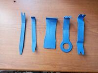 Car trim pullers tools