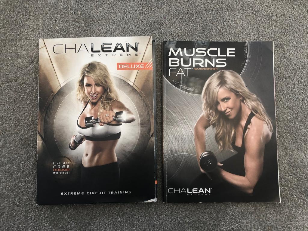 ChaLEAN Extreme Workout - 15 workouts plus extreme motivation audio and  book | in Basingstoke, Hampshire | Gumtree