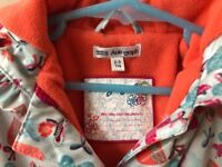 As New M&S Autograph Floral Girls Coat 2-3yrs