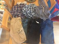 Men's/teenager medium clothing bundle. Including Next & River Island. Excellent condition