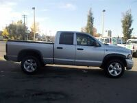 2004 Dodge Ram 1500 SLT CREW CAB SHORT BOX 4X4 NICE CLEAN TRUCK!