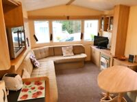 **Luxury static Holiday home in the foothills of Snowdonia, North Wales. 5* owners only park