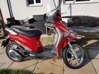 05 Piaggio LIBERTY 125 low mileage vgc
