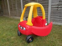 Little Tikes Coupe Car