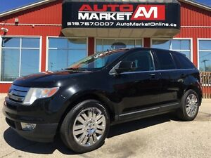 2009 Ford Edge Limited, LEATHER,PANO ROOF, WE APPROVE ALL CREDIT