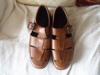 Mens Hotter Concept Sandals