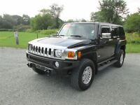 2007 Hummer H3 Base.. PWLM.. Sunroof