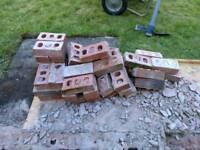 Undressed bricks