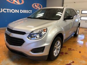 2017 Chevrolet Equinox LS AWD/ BLUETOOTH/ REVERSE CAM/ POWER...