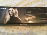 **Babyliss straighteners** BOXED AS NEW