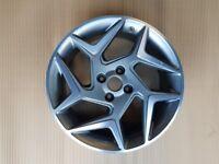 X1 2018 Ford Fiesta ST Ecoboost Diamond Cut Alloy Wheel Rim