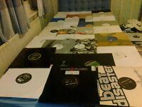 JOT LOT OF 33 RARE DRUM N BASS, JUNGLE, LIQUID FUNK, SOUL RECORDS 12