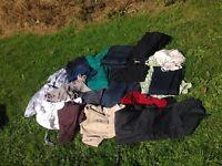 Bundle of maternity clothing! (sizes vary!) *look!*