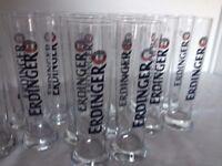 Beer, spirit, whiskey, champagne glasses - Greenisland