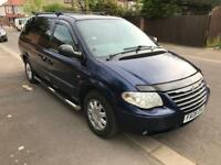 Chrysler Grand Voyager LTD XS CRDA auto 2006