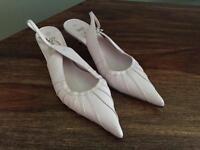 Pale Pink Size 5