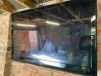 "Samsung television 52"" inch"