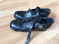 Irish dancing heavy shoes