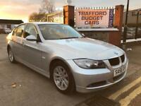 BMW 318D. 2006, Manual, low miles full history, excellent runner.