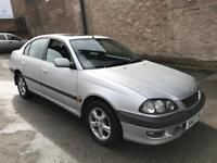 1998 Toyota Avensis 2.0 GS 4dr Saloon 12 months mot Cheap family car top of the range model