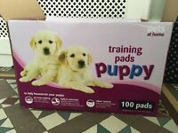 Pets at home puppy training pads and Purina pro plan puppy food