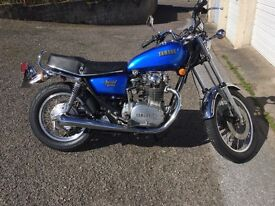 Yamaha XS 650cc Special, excellent condition 1979 Mot April 2018