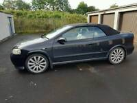 Vauxhall Astra turbo bertone convertible 2004 (54) Z20LET