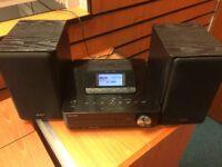Sony NAS-E300HD Mini HIFI System With Remote