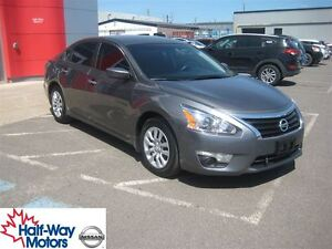 2015 Nissan Altima 2.5 S | Nicely Appointed!