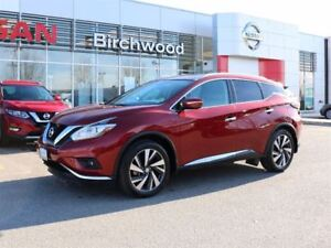 2015 Nissan Murano Platinum Sunroof, 20s, Cooled Seats