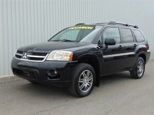 2008 Mitsubishi Endeavor Limited ** CUIR + GPS + TOIT OUVRANT **