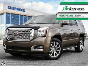 2016 GMC Yukon Denali PST PAID One Owner Local Trade!!