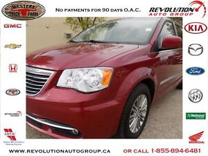 2015 Chrysler Town & Country TOURING LEATHER, FWD